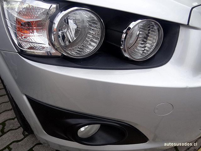 Autos Kovacs Chevrolet Sonic 2013
