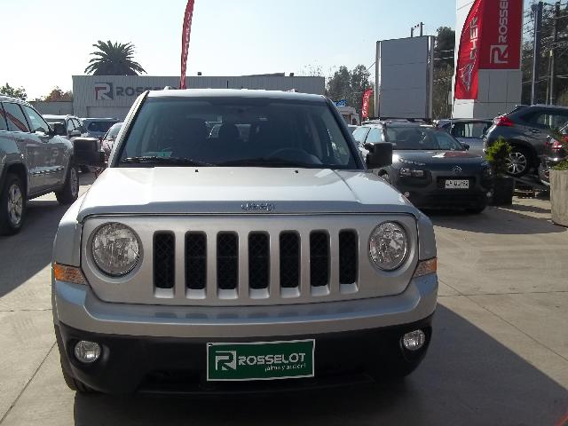 jeep patriot sport 2.4 at