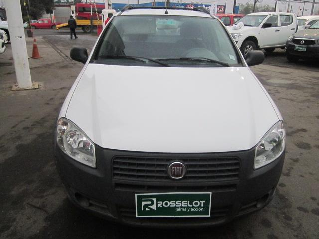 Camionetas Rosselot Fiat Strada 1.4 ce mt working-sw-44n 2013