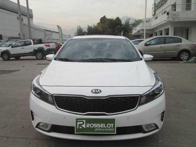 Autos Rosselot Kia New cerato 5 ex 1.6l 6at ac-1723 2017