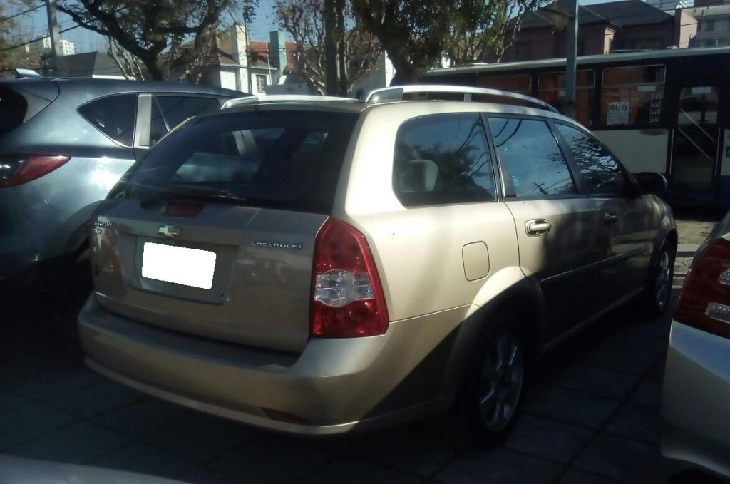 chevrolet optra ll limited 1.6