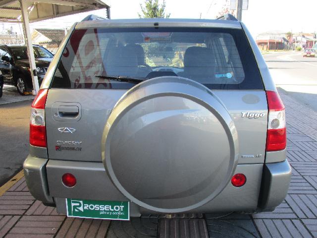 Autos Rosselot Chery Tiggo 1.6 mt ac dh cc ll-tg16 2012