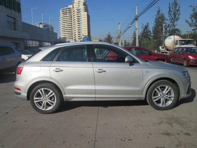 Autos Rosselot Audi Q3 tfsi 1.4 at 2016