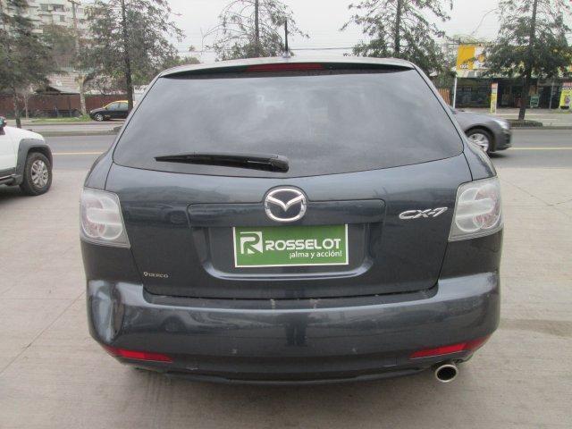 Autos Rosselot Mazda Cx-7 2.5 aut full 4x2 2012