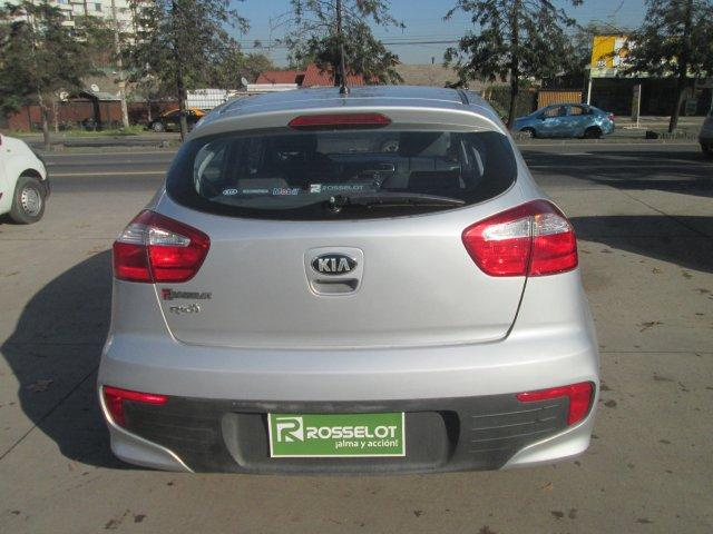 Autos Rosselot Kia Rio 5 ex 1.4l 6mt ac dab-1582 2016