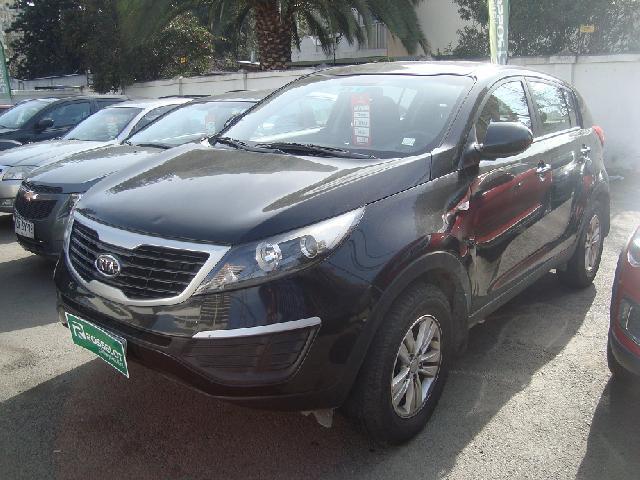 Camionetas Rosselot Kia Sportage lx gsl 2.0 mec ab abs 4x2-1230 2011