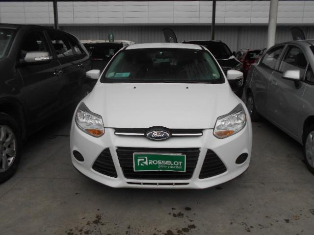 Autos Rosselot Ford Focus se mt 2.0 aac 7ab 2014