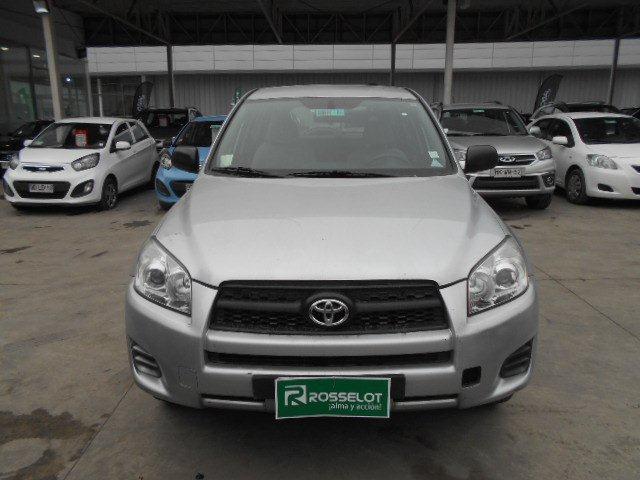 Camionetas Rosselot Toyota Rav 4 2.4 aut benc 2011