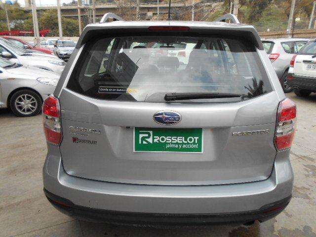 Camionetas Rosselot Subaru Forester aut. 2.0 2013