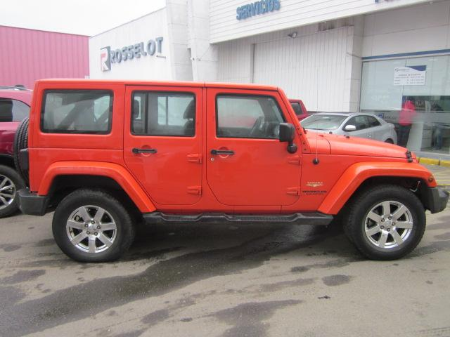 chrysler wrangler unlimited sahara 4x4 3.6