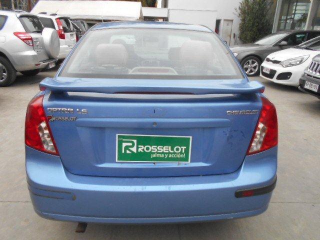 Autos Rosselot Chevrolet Optra 1.6 mt dh ac 2006