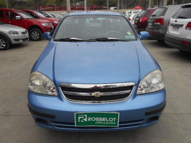 chevrolet optra 1.6 mt dh ac