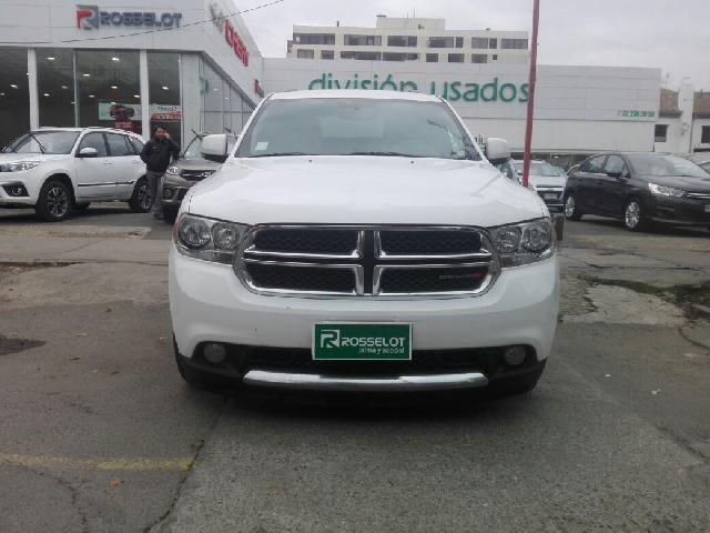 Camionetas Rosselot Dodge Durango lux 3.6 aut 2014