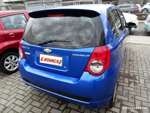 Autos Kovacs Chevrolet Aveo 2013 100030kms 9604 El Mercurio De