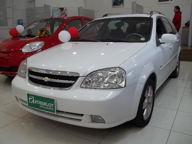 Autos Rosselot Chevrolet Optra ls sw 1.6 mt limited 2010