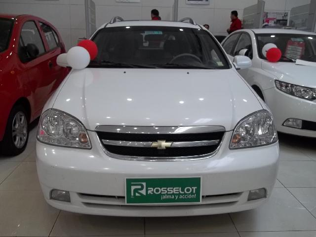 chevrolet optra ls sw 1.6 mt limited