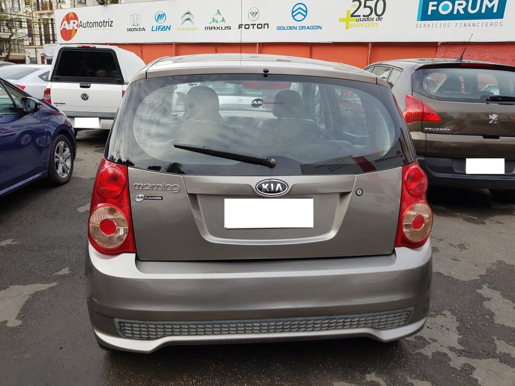 kia morning ex 1.1