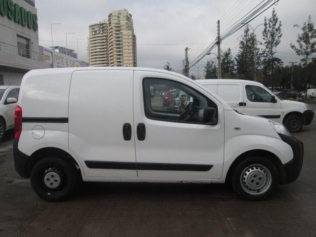Camionetas Rosselot Fiat Fiorino city 1.4 gasolina (puerta lateral) 2016