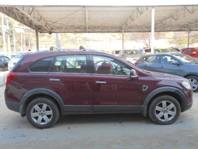 chevrolet captiva ltz awd 2.0 at