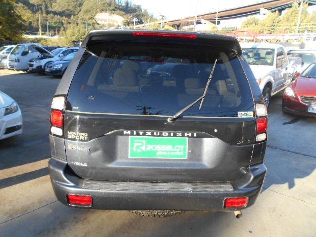 mitsubishi montero sport aut gl 3.0