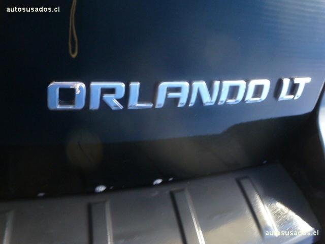 Camionetas Kovacs Chevrolet Orlando 2016