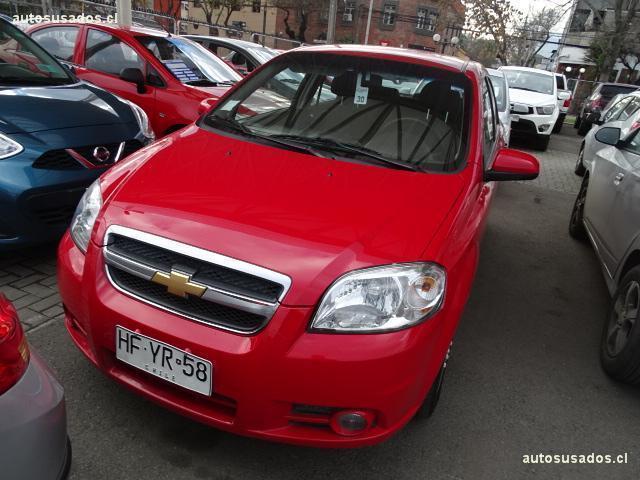 Autos Kovacs Chevrolet Aveo 2015