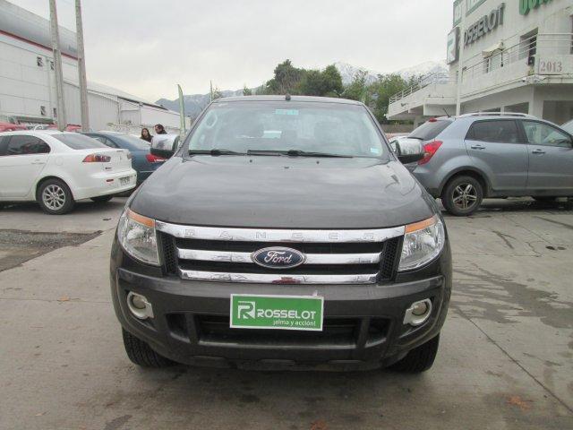 ford new ranger diesel 3.2l xlt 4x4