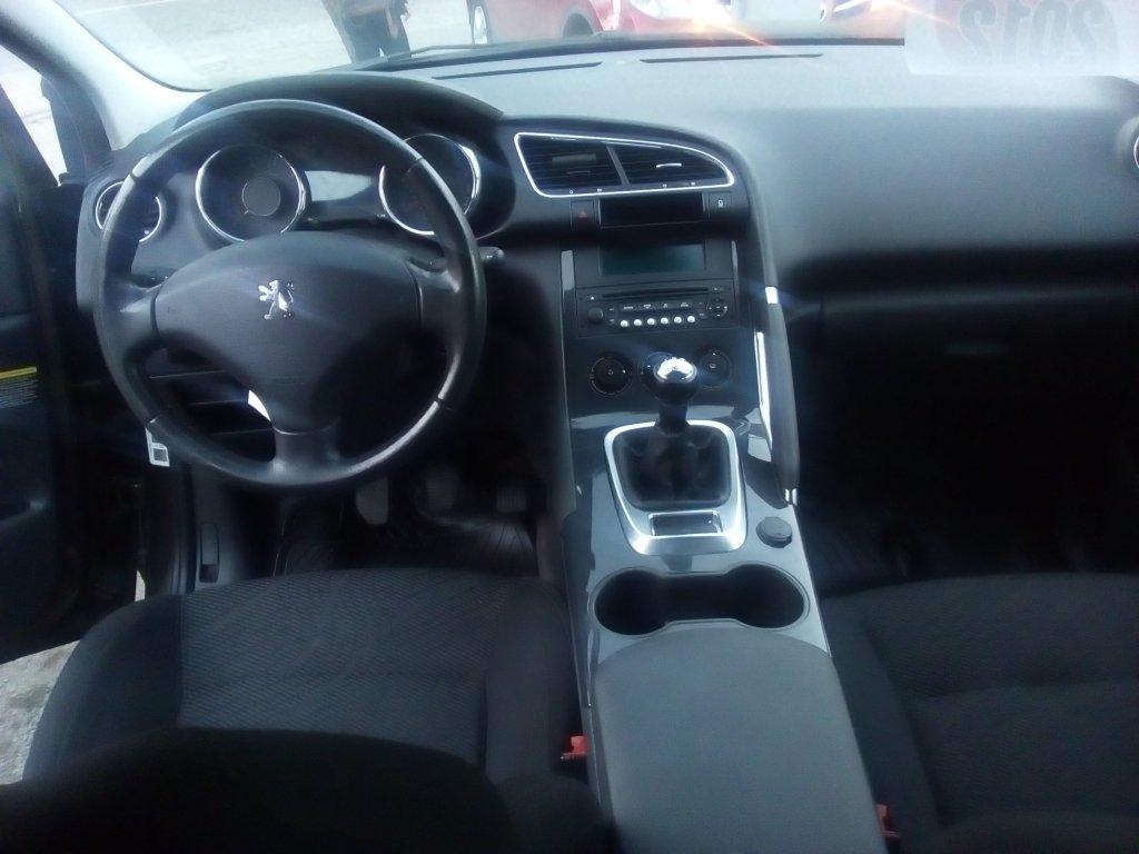 Autos AyR Automotriz Peugeot 3008 premium 1.6 aut 2012