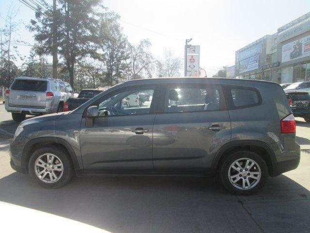 Camionetas Rosselot Chevrolet Orlando ls 2.0 ld 6 at 2012