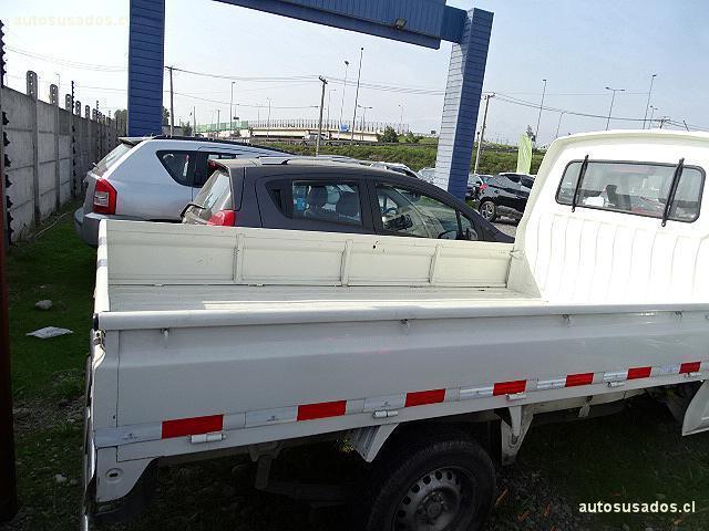 Camionetas Hernández Motores Lifan Cargo 2013