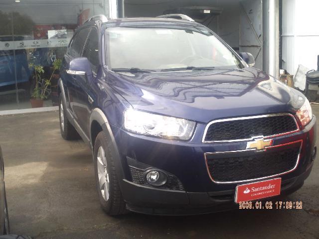 Camionetas Rosselot Chevrolet Captiva ls su 2.2 mec diesel 2013