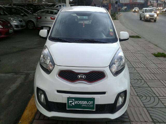 kia morning ex 1.2 mt dh ab-1293