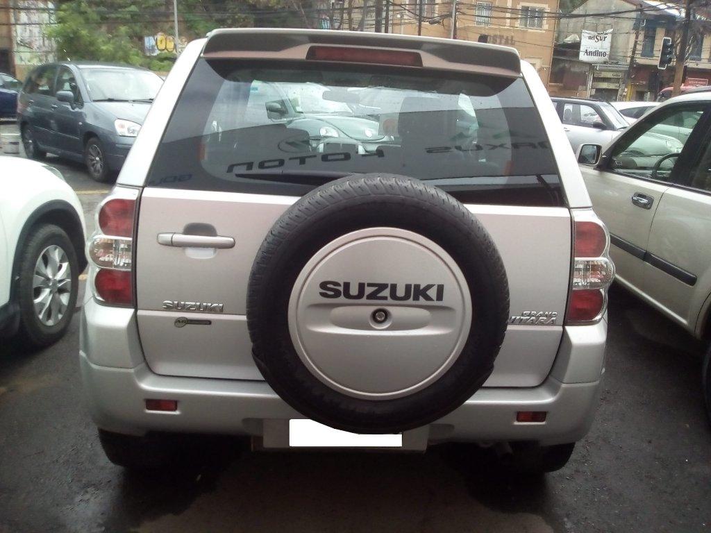 Camionetas AyR Automotriz Suzuki Grand vitara glx 2014