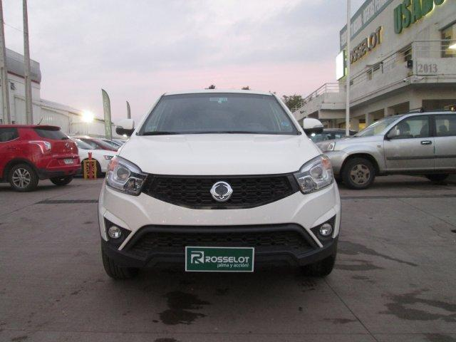 ssangyong new korando gas 4x2 at-nkc1110 euro v