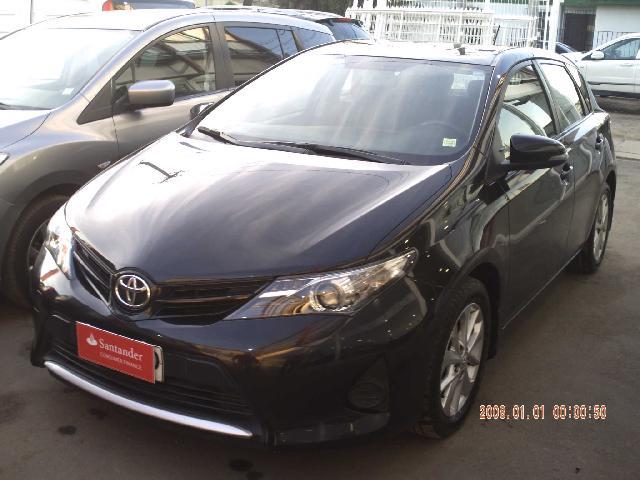 Autos Rosselot Toyota Auris lei 1.6 2014