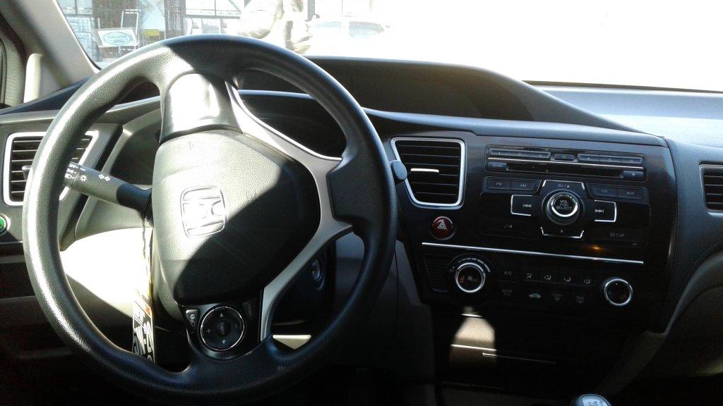 Autos AyR Automotriz Honda Civic lx 2014