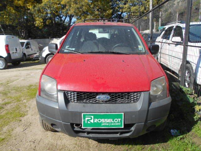 Autos Rosselot Ford Eco sport se 1.6 l mt 2005