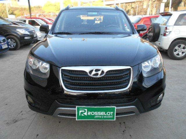 hyundai santa fe 2.4 gls 4x2 6 at