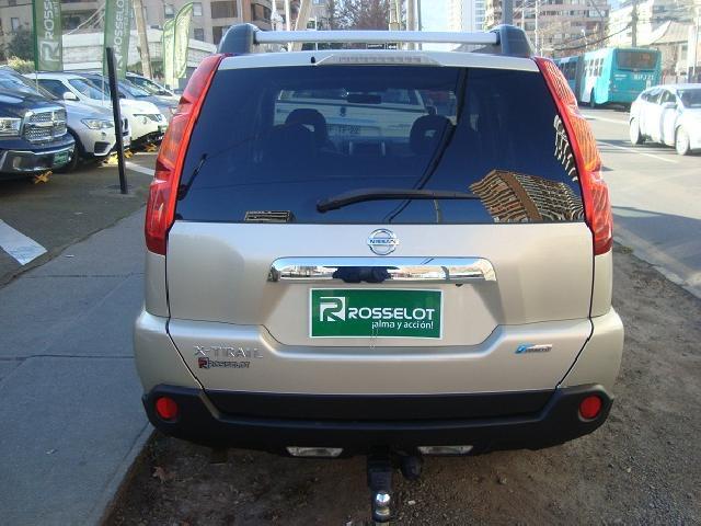 Camionetas Rosselot Nissan X-trail x mcvt 4x4 i sr-xl-807.i** 2010