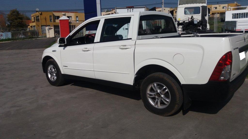 Camionetas AyR Automotriz Ssangyong Actyon diesel crdi  2010