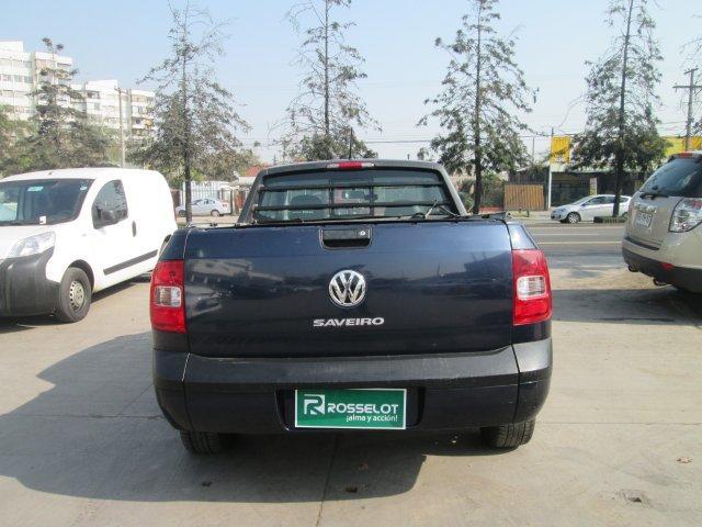 volkswagen saveiro c/ext comfort 1.6
