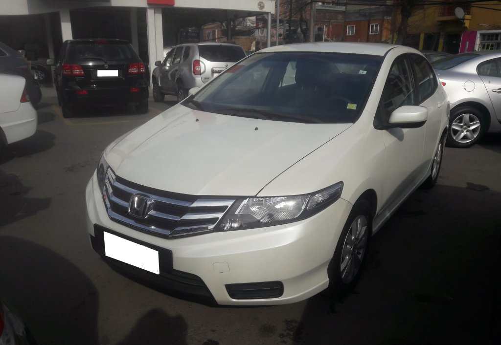 Autos AyR Automotriz Honda City lx 1.5 mec 2013