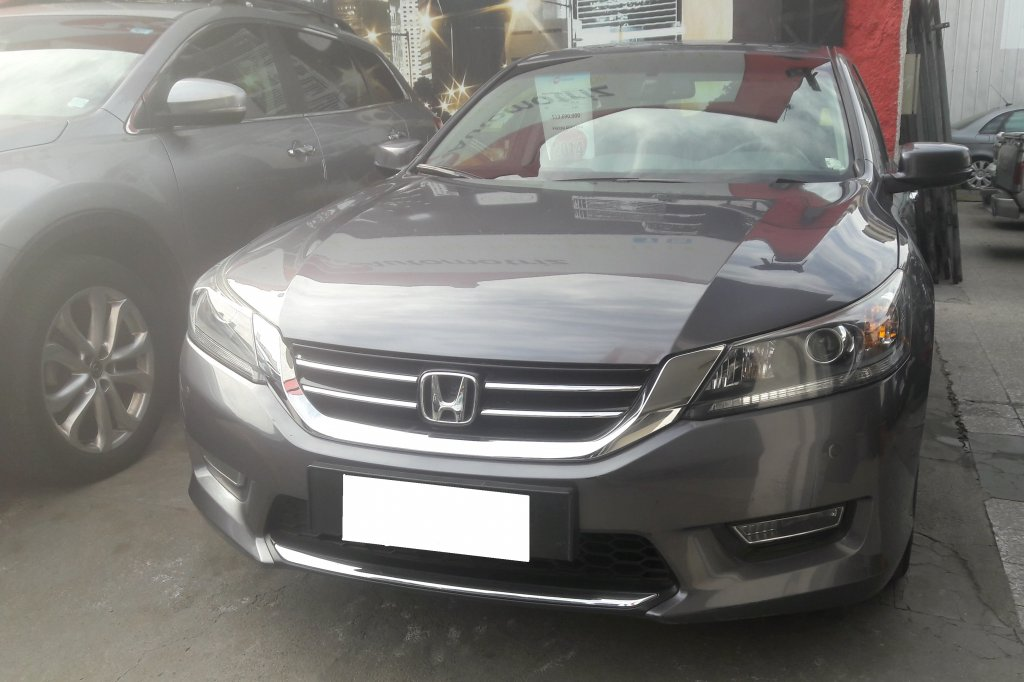 Autos AyR Automotriz Honda Accord v-6 3.5 aut. 2014