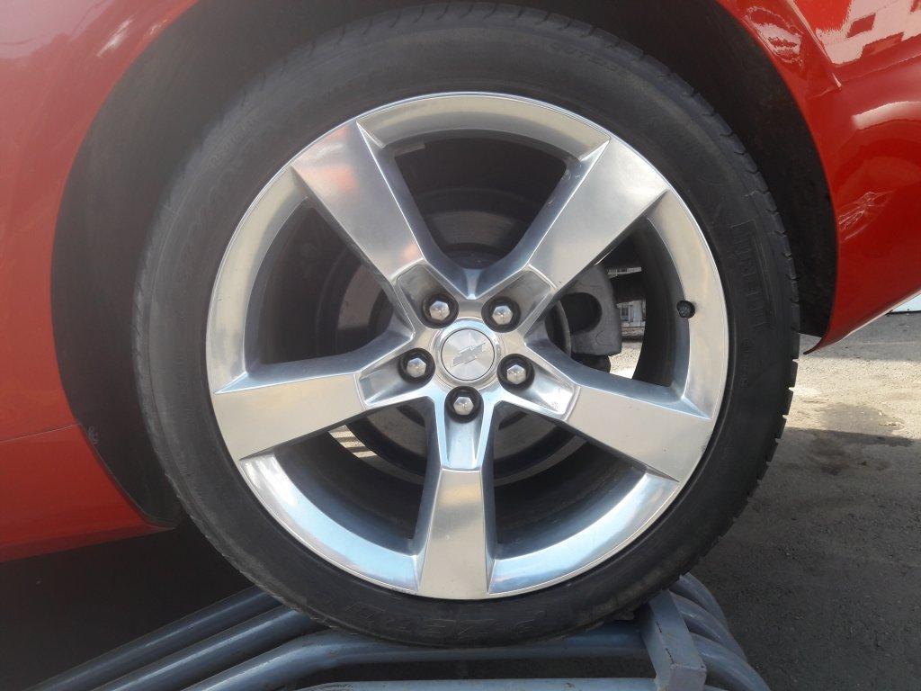 Autos AyR Automotriz Chevrolet Camaro ll rs 3.6 ful 2013