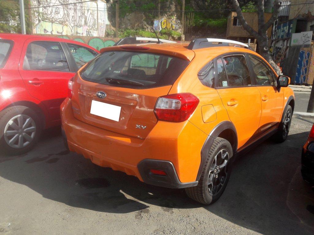 Autos AyR Automotriz Subaru Xv full equipo awd 2012