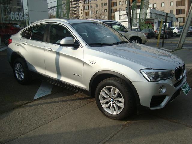 bmw x4 xdrive 20 d 2.0 at