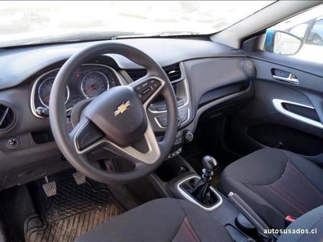 Autos Kovacs Chevrolet Sail 2016