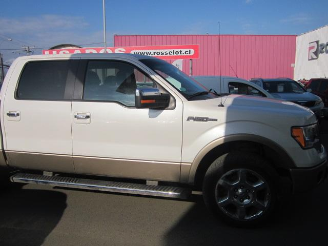 Autos Rosselot Ford F-150 doble cabina 5.0 lariat 4x4  2014