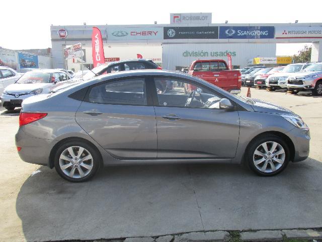 Autos Rosselot Hyundai Accent gls 1.4 2016