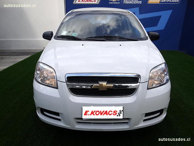 Autos Kovacs Chevrolet Aveo 2016